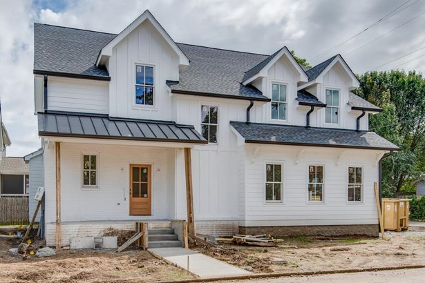 Horiz. Property Regime-Detached, Traditional - Nashville, TN (photo 2)