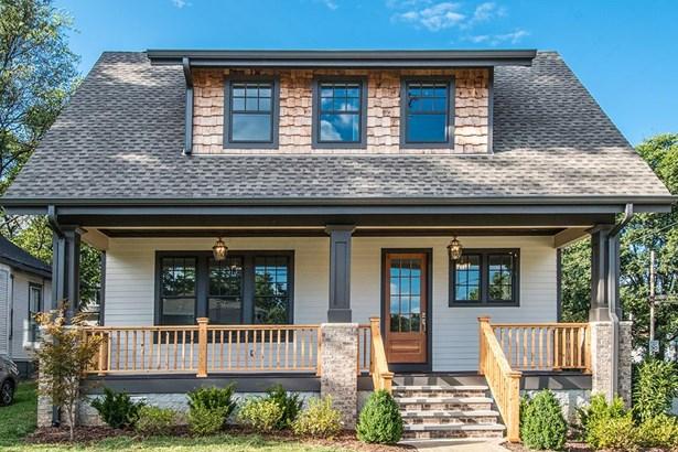 Site Built, Cottage - Nashville, TN (photo 1)