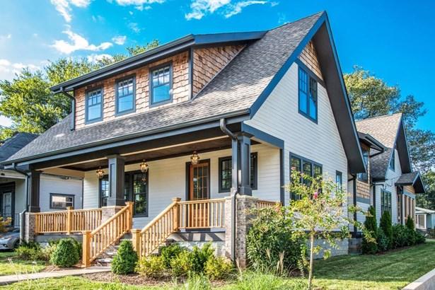 Site Built, Cottage - Nashville, TN (photo 2)