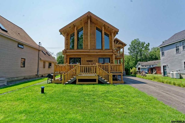 Log, Single Family - Malta TOV, NY (photo 1)