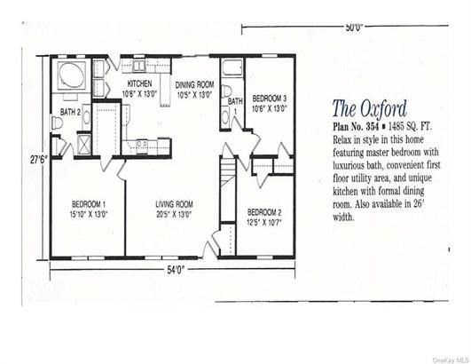 Raised Ranch, Single Family Residence - Modena, NY