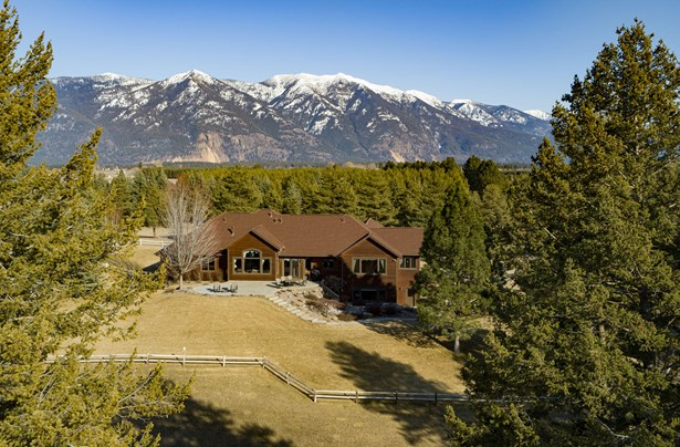 Single Family Residence, 1.5-2 Stories - Columbia Falls, MT
