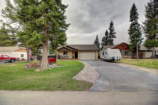 Single Family Residence, Ranch - Columbia Falls, MT
