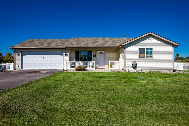 Single Family Residence, Ranch - Kalispell, MT