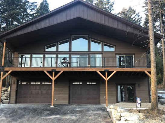 Single Family Residence, 1.5-2 Stories - Lakeside, MT