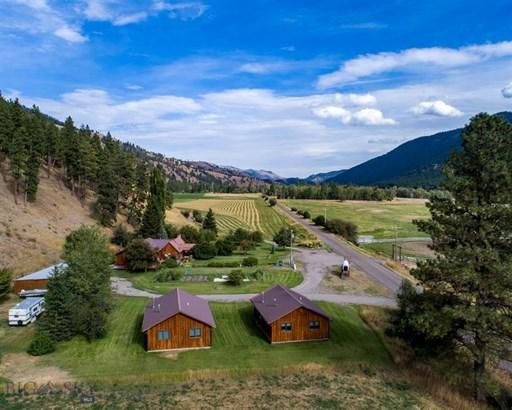 Ranch, Land w/ Residence - Clinton, MT
