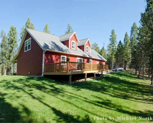 Single Family Residence, 1.5-2 Stories - Marion, MT (photo 1)