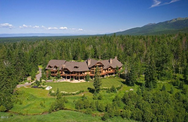 Single Family Residence, Log - Bigfork, MT (photo 1)