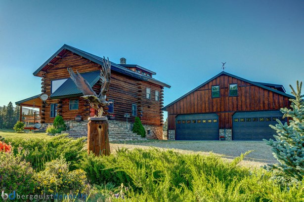 Single Family Residence, Log - Darby, MT (photo 5)