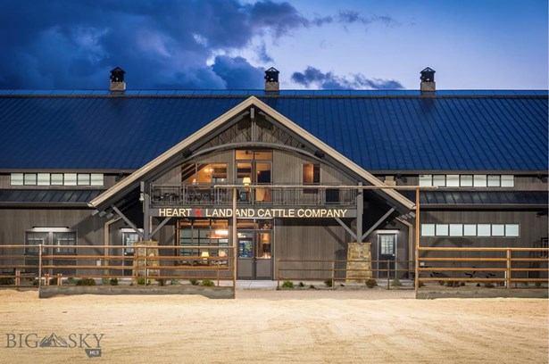 Land w/ Residence, Custom - Livingston, MT