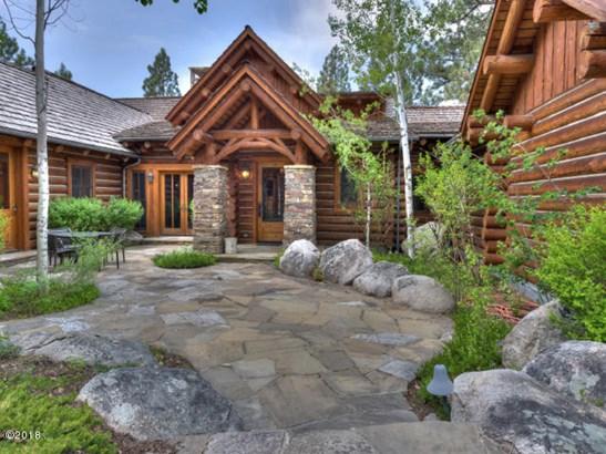 Single Family Residence, Log - Hamilton, MT (photo 1)