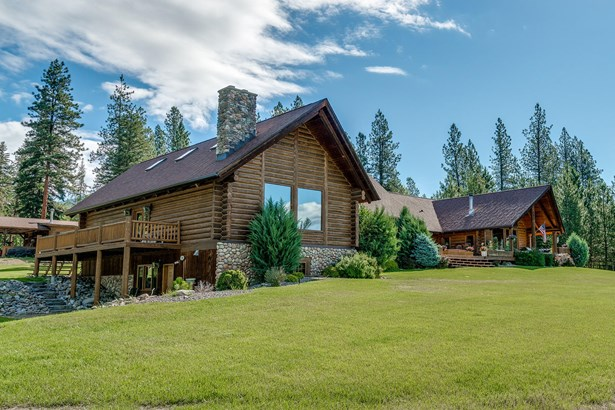 Single Family Residence, Tri/Multi Level - Huson, MT (photo 4)