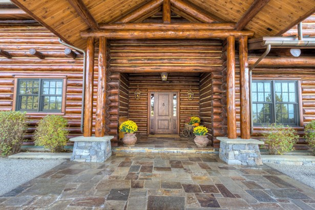 Single Family Residence, Log - Hamilton, MT (photo 2)