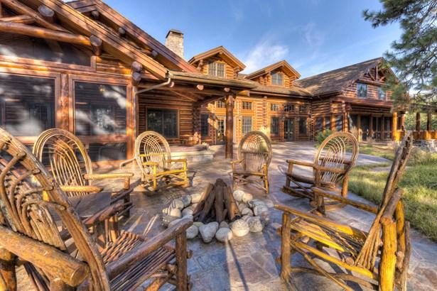 Single Family Residence, Log - Hamilton, MT (photo 3)