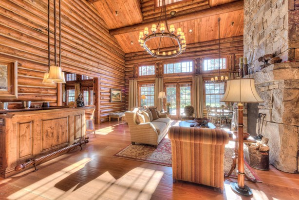 Single Family Residence, Log - Hamilton, MT (photo 5)