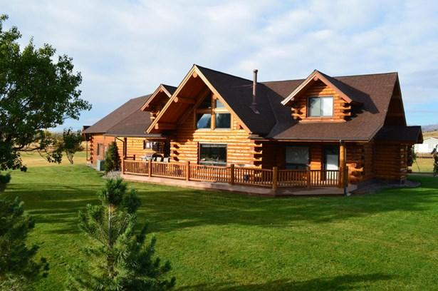 Single Family Residence, Log - Polson, MT (photo 2)