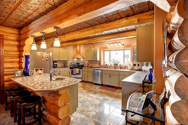 Single Family Residence, Log - Polson, MT (photo 3)