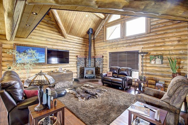 Single Family Residence, Log - Polson, MT (photo 4)