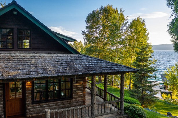 Single Family Residence, 1.5-2 Stories - Bigfork, MT
