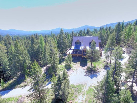 Single Family Residence, Tri/Multi Level - Marion, MT (photo 3)