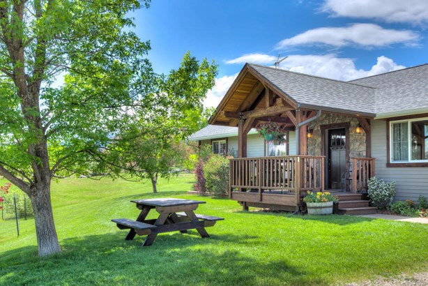 Single Family Residence, Ranch - Darby, MT (photo 1)
