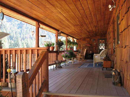 Single Family Residence, Log - Darby, MT (photo 4)