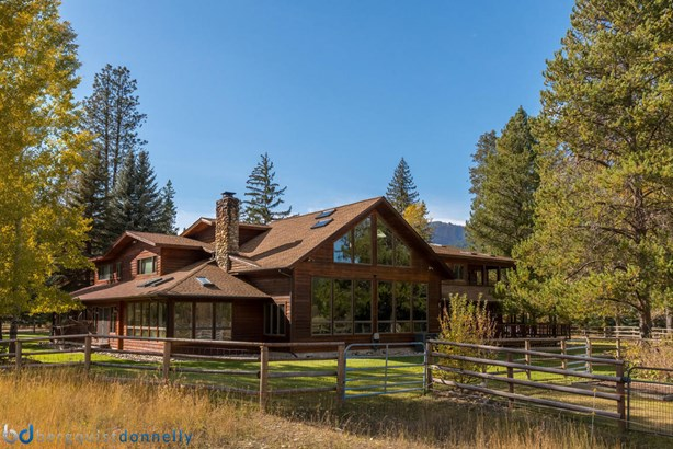 Single Family Residence, 1.5-2 Stories - Darby, MT (photo 1)