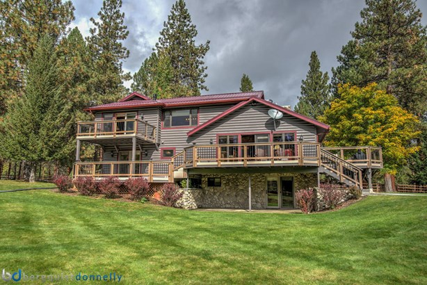 Single Family Residence, Tri/Multi Level - Victor, MT (photo 2)