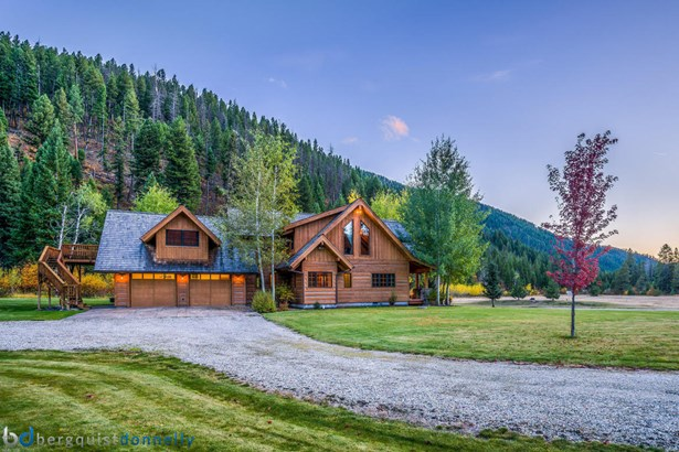 Single Family Residence, 1.5-2 Stories - Sula, MT (photo 1)