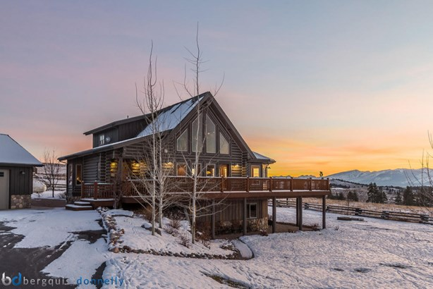 Single Family Residence, 1.5-2 Stories - Stevensville, MT (photo 1)