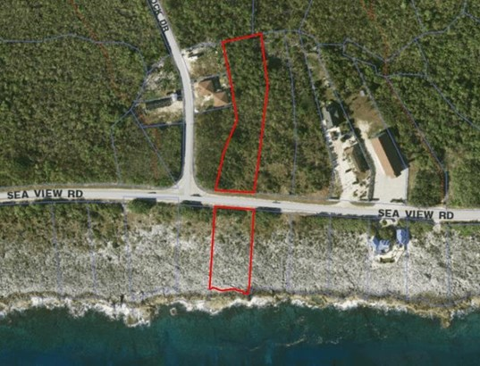 HIGH ROCK PARCEL W/DEVELOPABLE OCEAN FRONTAGE (photo 1)