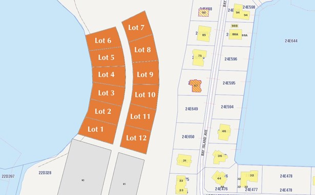MANGROVE BAY WATERFRONT LAND -  LOT 7