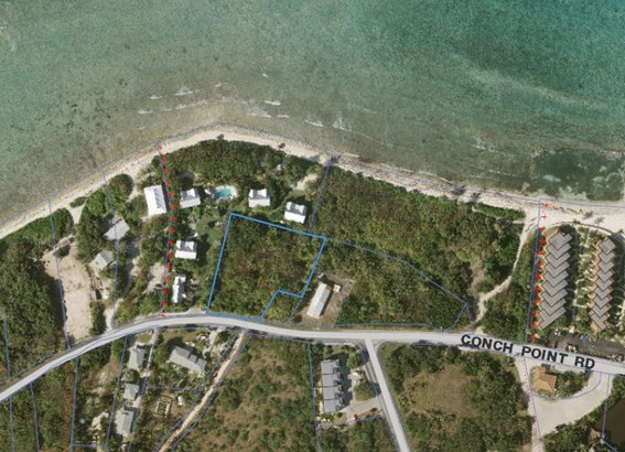 CONCH POINT ROAD LAND