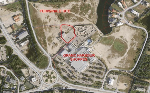 GRAND HARBOUR COMMERCIAL LOT - NEXT TO PERIWINKLE (photo 1)