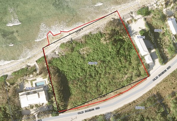 OCEANFRONT DEVELOPMENT LOT OLD ROBIN ROAD (photo 2)