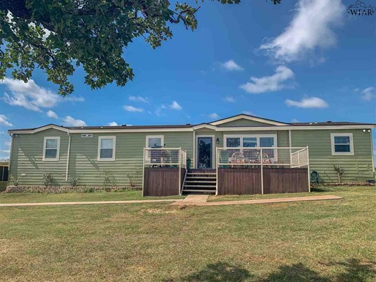 Single Family W/ Acreage - Buffalo Springs, TX