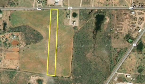 Acreage 5-10 Acres - Holliday, TX