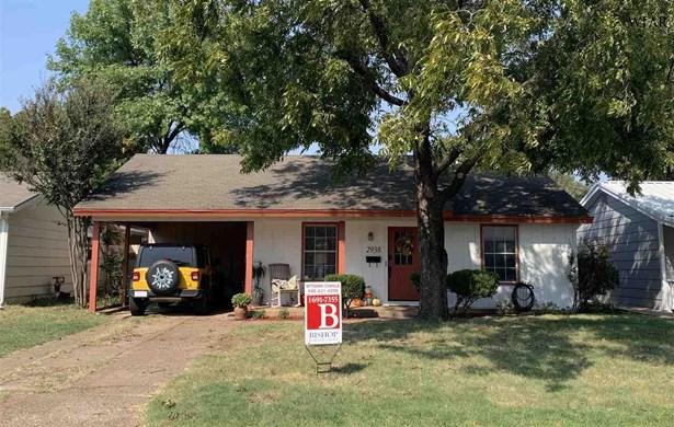 One Story, Single Family - Wichita County, TX