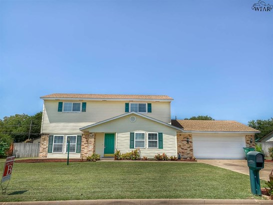2 or more Stories, Single Family - Burkburnett, TX