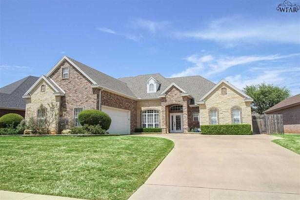 1.5 Story, Single Family - Wichita Falls, TX (photo 1)