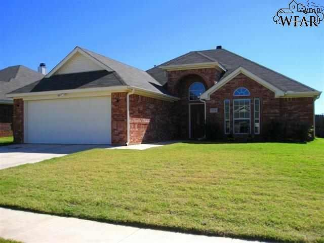 One Story, Single Family - Wichita Falls, TX (photo 1)