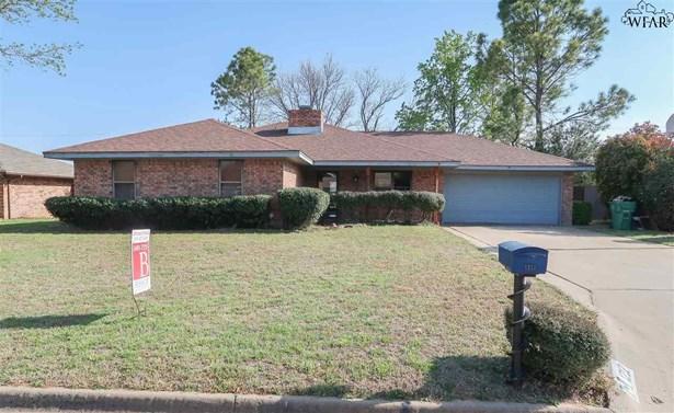 One Story, Single Family - Burkburnett, TX (photo 1)