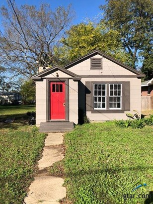 Single Family Detached, Cottage - Pittsburg, TX