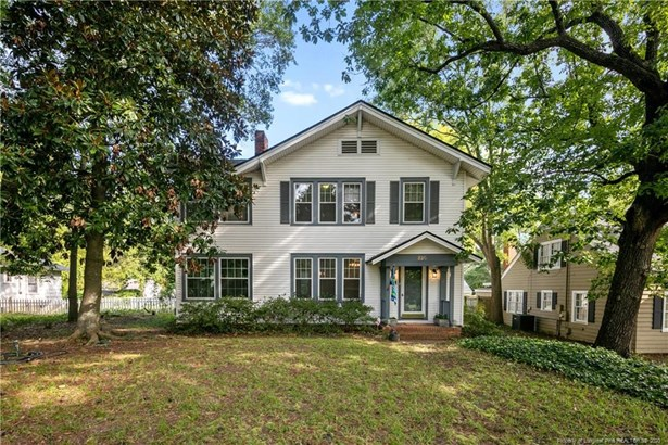 Single Family Residence, 1.5 Stories - Fayetteville, NC