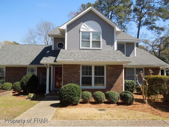 Townhouse, Rental - FAYETTEVILLE, NC (photo 1)