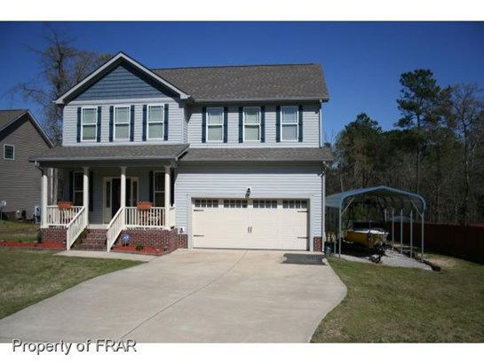 Residential, Two Story - SANFORD, NC (photo 1)