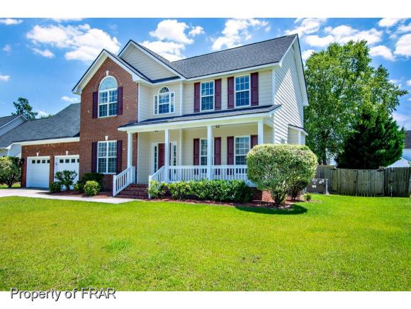 Residential, Two Story - FAYETTEVILLE, NC (photo 2)