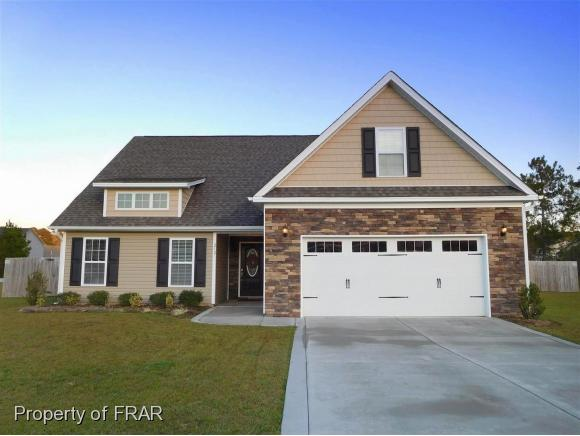 Residential, Two Story - STEDMAN, NC (photo 1)