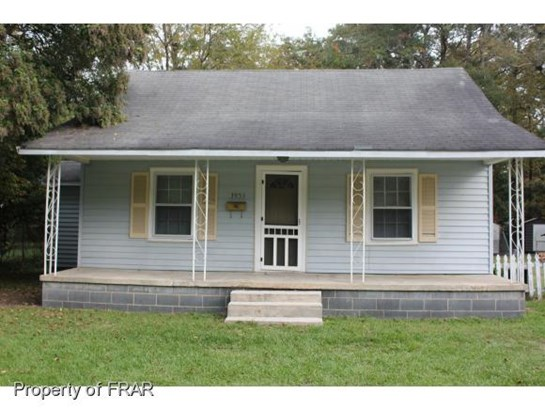Residential, Ranch - HOPE MILLS, NC (photo 1)