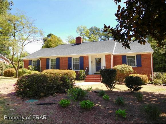 Residential, Ranch - FAYETTEVILLE, NC (photo 1)